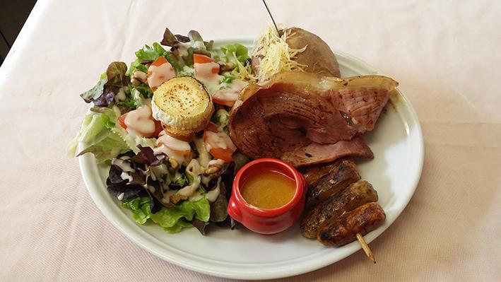 restaurant Fontenay-le-Comte La paillote